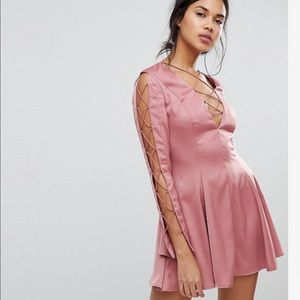 ASOS finders cutout dress